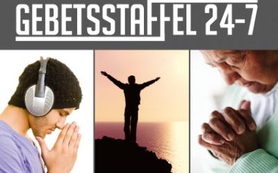 24/7 – Gebetsstaffel