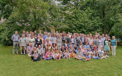 Gemeindefreizeit 2016 Friolzheim vom 1.-3. Juli 2016