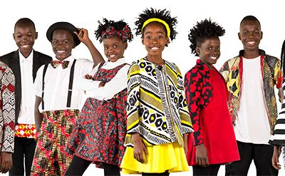 Kinderchor aus Uganda am 15.11. bei uns!